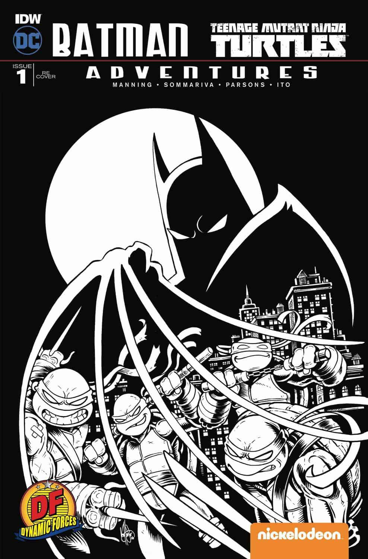 Batman Ninja Turtles Poster