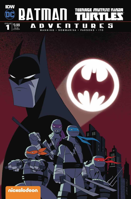 Teenage Mutant Ninja Turtles Ongoing #59 Subscription Variant Comic Book 2016