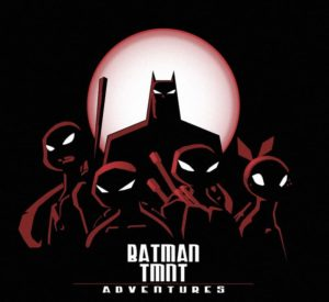 Batman-TMNT Adventures