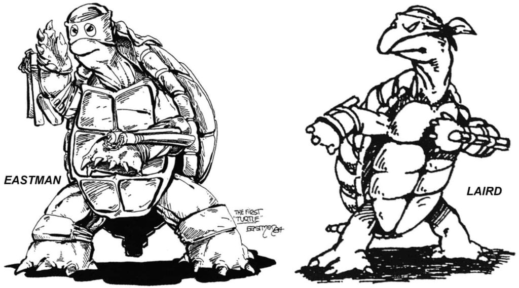 First Turtles_E&L