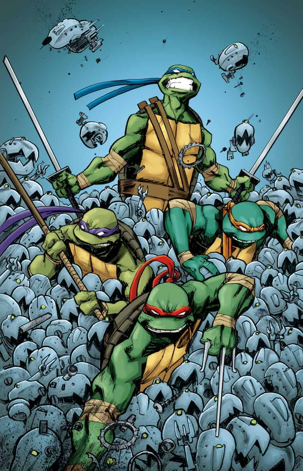 ninja turtle wallpaper