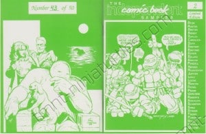 Independent Comic Book Sampler 02_Limited Edition_FULL (September 1988)