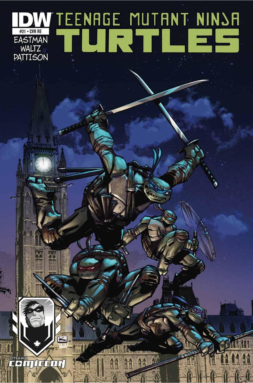[Comics] Tapas Temáticas de Comics v1 - Página 4 TMNT-21_Cover-RE-Ottawa-Comiccon