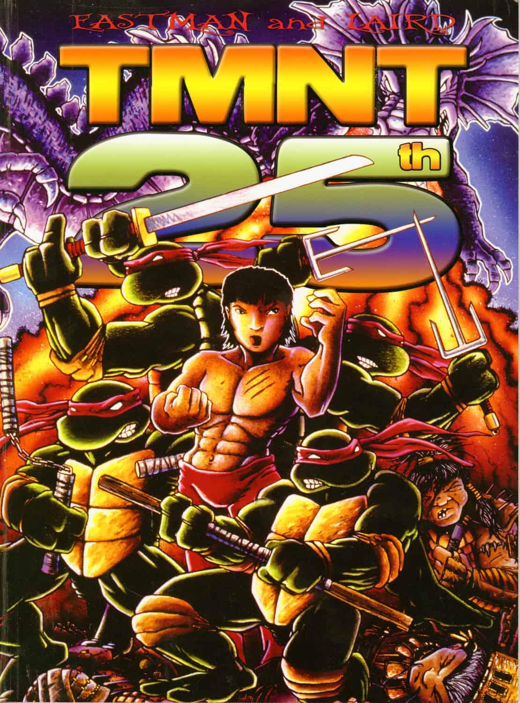 teenage mutant ninja turtles 25th anniversary hc idw tmnt rh tmnt ninjaturtles com TMNT 25th Anniversary DVD 25th Anniversary TMNT Toys