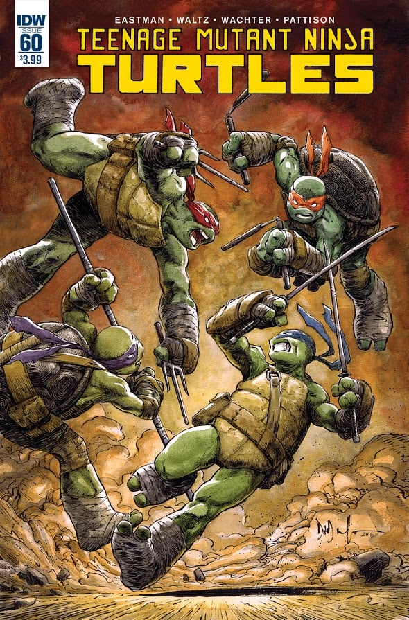 tmnt 60 idw tmnt teenage mutant ninja turtlestmnt