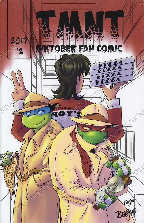 2015 *** Mix /& Match Fan COMPLET *** Teenage Mutant Ninja Turtles TMNT
