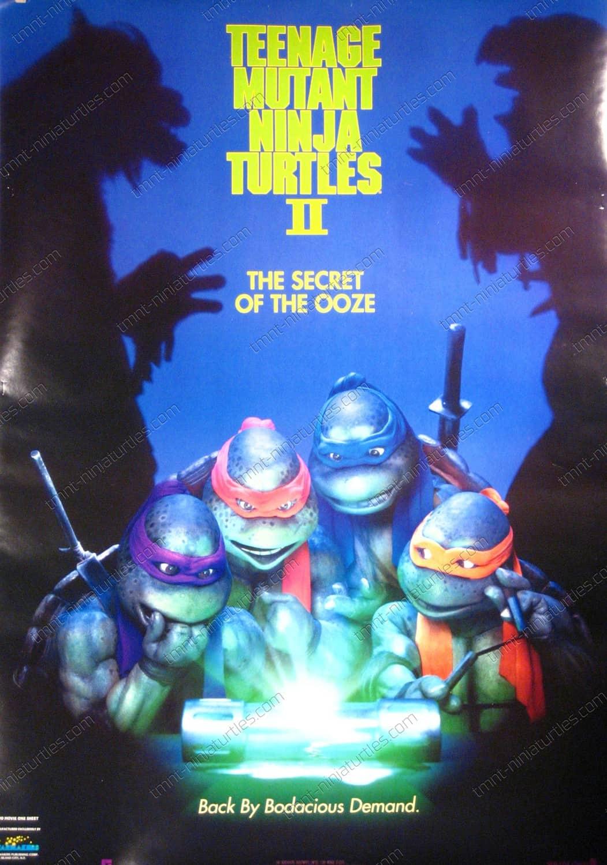 {Posters / Wall Hangings} TMNT II Movie Poster - OneSheet ...