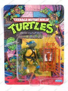 TMNT Leonardo_fan club form (1988)