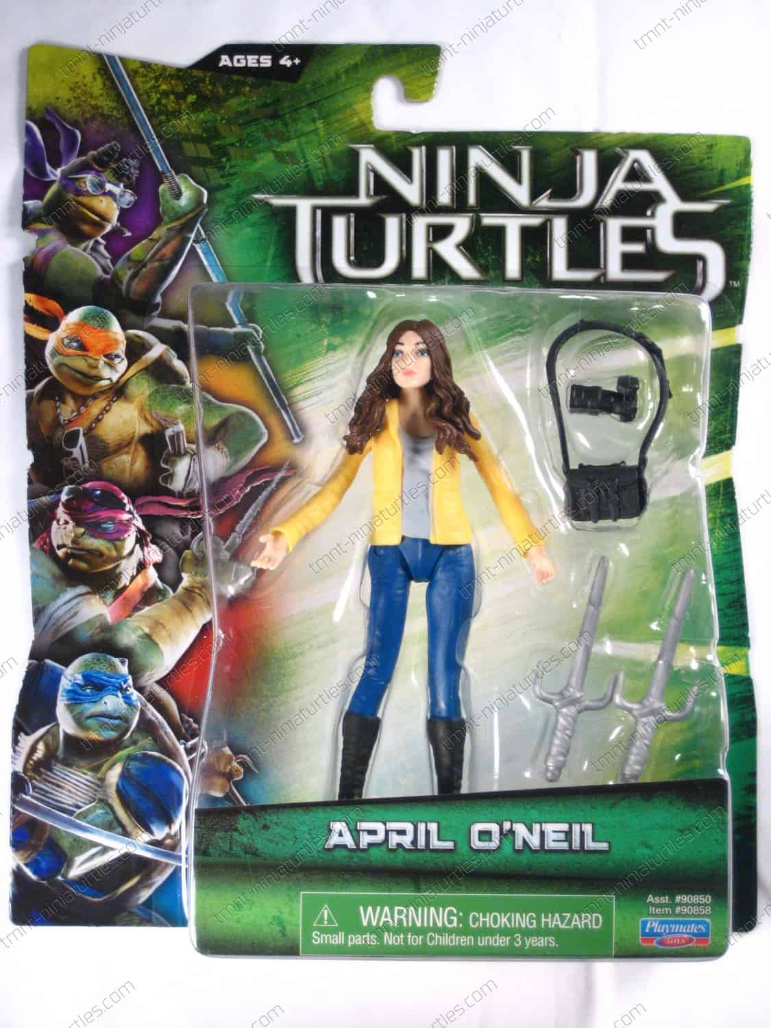 Playmates Tmnt Movie 2014 April O Neil Tmnt A Collection