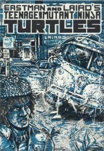 TMNT Vol I 03_1st print_VARIANT-COVER (1985)
