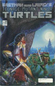 TMNT Vol I 13_1st print (February 1988)