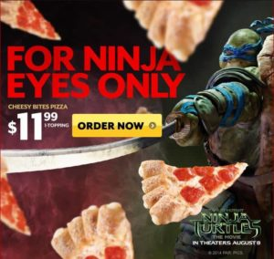 TMNT movie_PizzaHut