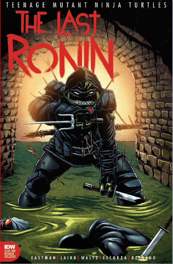 tmnt the last ronin comic espanol