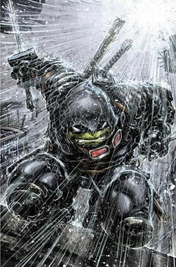 tmnt the last ronin comic read online