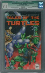 Tales of the TMNT 03_manufacturing error_CGC 7.5_front_1st print (October 1987)